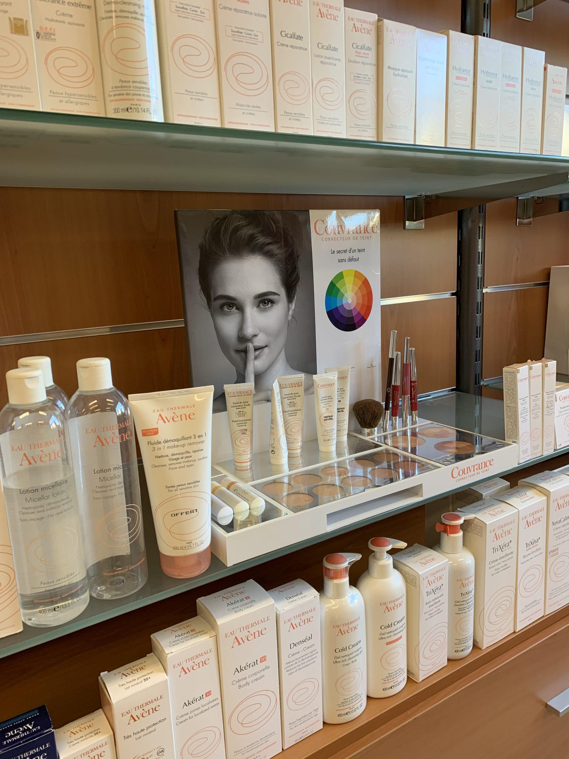 CQM dermo-cosmétique pharmaceutique